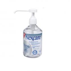 3M Nexcare Antibactérien Hydroalcoolique 500 ml