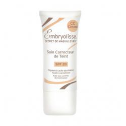 Embryolisse secrets de maquilleurs cc cream soin correcteur de teint spf 20 30 ml