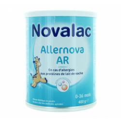 Novalac allernova lait 0-36 mois 400g