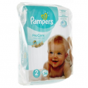 Pampers ProCare Premium Protection Taille 2 (3-6 kg) 36 couches