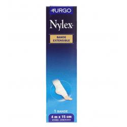 Urgo Nylex bande extensible blanche 5 cm x 4 m