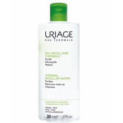 Uriage eau micellaire thermale peaux mixtes à grasses 250ml