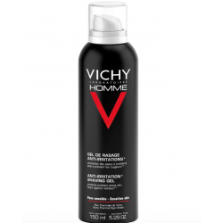 Vichy homme mousse à raser anti-irritations 200ml