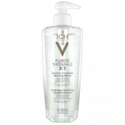 Vichy pureté thermale lotion micellaire démaquillante 400ml