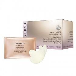 Shiseido Benefiance masque yeux 12x2 patchs