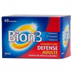 Bion 3 Defense adultes 60 comprimés