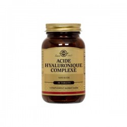 Solgar Acide Hyaluronique 120mg 30 tablettes