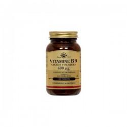 Solgar Vitamine B9 acide folique 400UG 100 tablettes