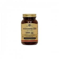 Solgar Vitamines B8 Biotine 1000UG 50gélules végétales