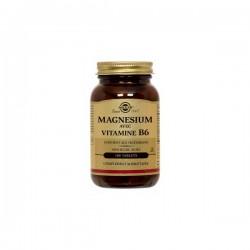 Solgar Magnesium B6 100 tablettes