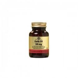 Solgar Coenzyme Q10 30mg 30 gélules végétales