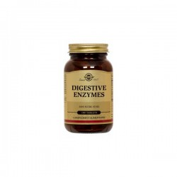 Solgar Digestion enzymes 100 tablettes