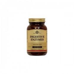 Solgar Digestion enzymes 100 tablettes