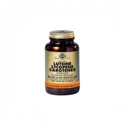 Solgar Luteine Lycopeine complexe 30 gélules végétales