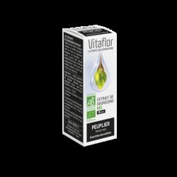 Vitaflor biobourgeon peuplier noir 15ml
