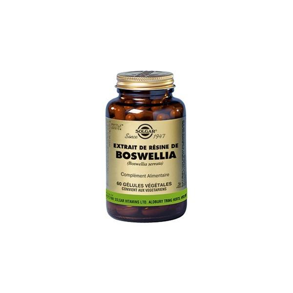 Solgar Boswellia SFP 60 gélules végétales