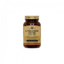 Solgar L-Théanine 500mg 50 gélules végétales