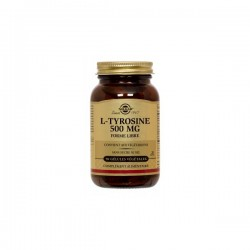 Solgar L-Tyrosine 500 mg 50 gélules végétales