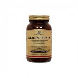 Solgar neuro-nutrients 60 gélules