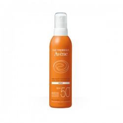 Avene Solaire SPF50+ fluide teintée 50mlVENE SOL IP50+ FLUIDE TT 50ML