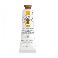 Roger&Gallet gel mains purifiant bois d'orange 30ml