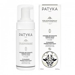 Patyka mousse nettoyante protectrice 100ml