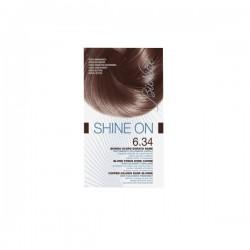 Bionike shine on 6.34 blond foncé doré cuivré