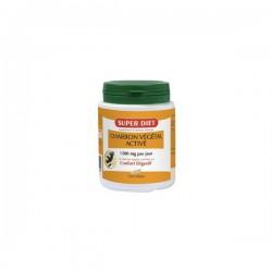 Super diet charbon végétal activé confort digestif 150 gélules