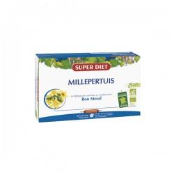 Super diet millepertuis bio bon moral 20 ampoules