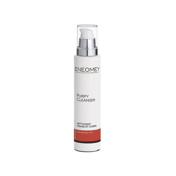 Eneomey purify cleanser nettoyant visage et corps 150ml