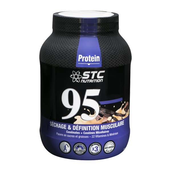 STC nutrition 95 vanille 750g