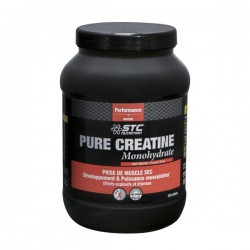STC nutrition pure creatine monohydrate 1kg