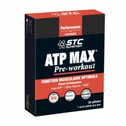 STC nutrition atp max 30 gélules