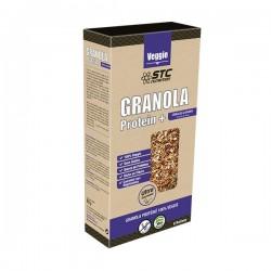 STC nutrition granola protein+ vegan 425g