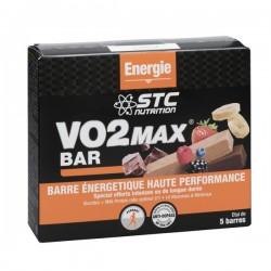 STC nutrition vo2 barre chocolat 5x35g