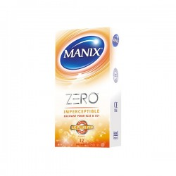 Manix zéro excitant x12