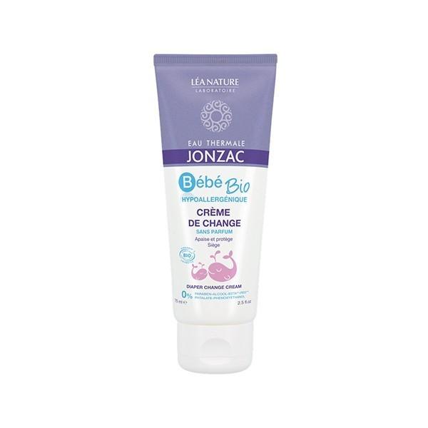 Jonzac Bébé crème de change sans parfum 75ml