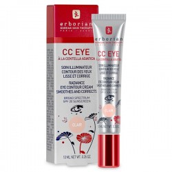 Erborian CC eye light soin illuminateur teinte claire 10ml