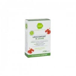 Pharmascience programme uroconfort 15 jours 30 gélules