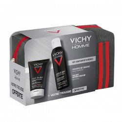 Vichy homme trousse anti-irritation