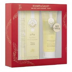 Roger & Gallet coffret néroli facétie extrait de cologne 30ml et parfum de douche 50ml