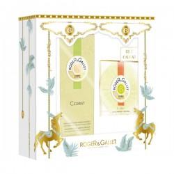 Roger & Gallet coffret cédrat eau parfumée 100ml et savon 100g
