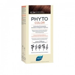 PHYTO COLOR 6.34 BLOND FONCE CUIVRE INT