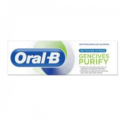 Oral B dentifrices gencives purify 75ml