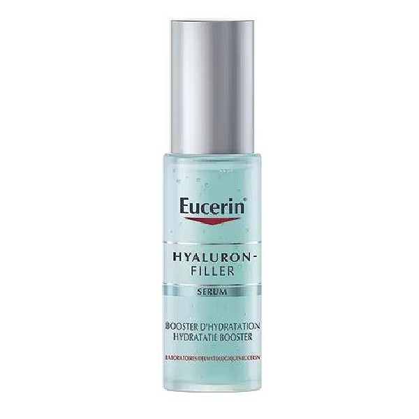 Eucerin hyaluron-filler serum booster d'hydratation 30ml