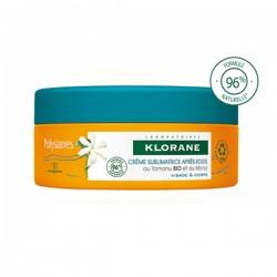 Klorane polysiane crème après-soleil 200ml