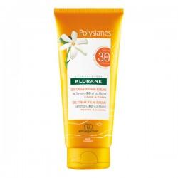 Klorane polysiane gel crème solaire SPF30 200ml