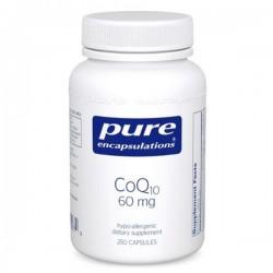 Pure encapsulations co-enzym Q10 60mg