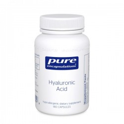 Pure encapsulations acide hyaluronique 180 capsules