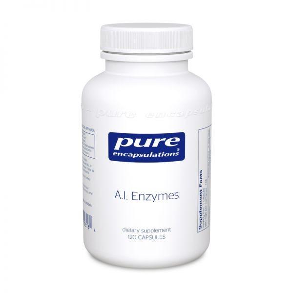 Pure encapsulations al enzymes 120 capsules